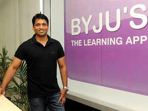 Ed-tech platform Byju's looks to break even by March, triple its