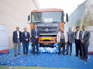 Stating that the LCV market grew in the last six months, Ashok Leyland, President, LCV and Defence, Nitin Seth said.