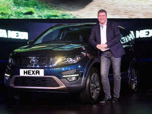 The Hexa is priced between Rs 11.99 lakh and Rs 17.49 lakh (ex-showroom, Delhi). The Hexa is the first of many launches, Tata Motors said, to revive its share in the utility vehicle segment.