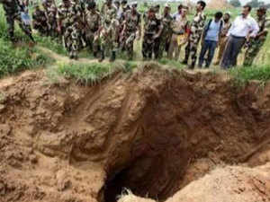 In July 2012, the army had discovered a 20-ft deep tunnel with a complete ventilation and breathing system 340m inside India from the International Border in Samba sector.