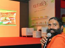 """""""ICRA has upgraded the long term rating of Patanjali Ayurved Ltd from A minus to A plus for Rs 300-crore fund based facilities. The outlook on the long-term rating is Stable,"""" ICRA said."""