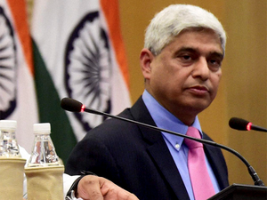 """Vikas Swarup said, """"Our position on the issue of Jammu and Kashmir is very clear that all issues between India and Pakistan are to be resolved bilaterally and peacefully."""