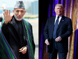 Karzai was also quick to add that situation will not improve unless Washington influences Pakistan.