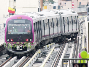 Bangalore Metro Rail Corporation (BMRCL) has missed several deadlines to complete the first 42 km of its network.
