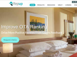 Currently, Repup has 20,000 rooms on its platform. It aims to add 900,000 hotel rooms by the end of 2017.