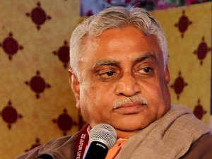 Manmohan Vaidya was asked about his remarks, made at the Jaipur Literature Festival.