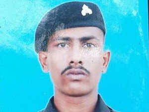 """As a gesture of goodwill and in continuation of our efforts to maintain peace and tranquility along the LOC and WB (International Border), Sepoy Chandu has been convinced to return to his own country,"" reads the statement."
