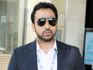 """Kundra wrote, """"I would like to officially resign as CEO of Best Deal TV. All good things come to an end I guess."""""""