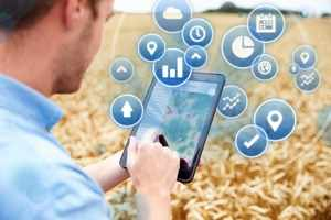 Data is going to be a big investment within agri-tech. Startups are using drones or tractor-based solutions to get data on field, and that's definitely a hot area