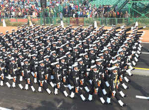 Watch: Full dress rehearsal of Republic Day parade