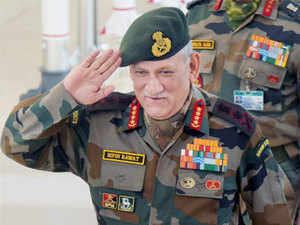Gen Rawat is expected to interact with the top officers including Eastern Command Chief Lt Gen Praveen Bakshi who got superseded.