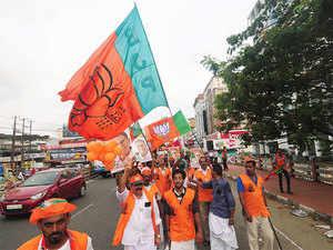 Last year, three veteran Congress heavyweights N Biren, Y Erabot and Francis Ngajokpa had resigned and joined the BJP.