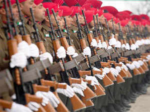 """Defence ministry sources said on Monday that the move to withdraw around 29,000 soldiers deployed as sahayaks of officers and JCOs in peace locations was """"on the verge of being finalised now"""". The Army , incidentally, had submitted this proposal way back in May last year, but it is being considered only now with the requisite seriousness in the backdrop of a jawan taking to social media to criticise the use of soldiers as sahayaks."""