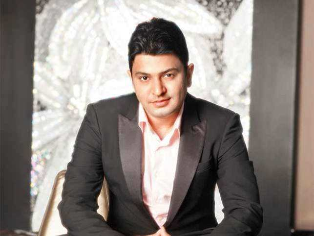 Bhushan Kumar, Chairman and MD, T-Series.