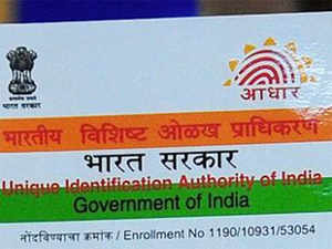 Aadhaar platform can be expanded to allow the filing of tax returns.