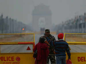 The entire Central and New Delhi region will have nearly 50,000 security personnel drawn from Delhi Police and Central security forces guarding every nook and corner.