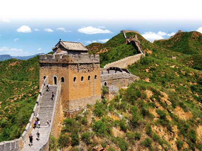 Do Some Timetravel Participate In The Great Wall Marathon The - Great wall marathon