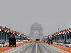 This will be followed by Parade Commander Lt Gen Manoj Naravane and his second-in-command, Maj Gen Rajesh Sahai paying respects to the Supreme Commander of the Armed Forces -- the President of India.
