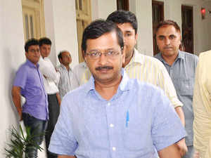 """Reacting to the development, Chief Minister Arvind Kejriwal targeted Prime Minister Narendra Modi. He alleged that CBI has """"seized"""" files of the unit."""