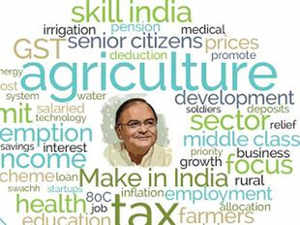 """""""We should aim at reducing over-employment in agriculture by providing opportunities outside it,"""" it said."""