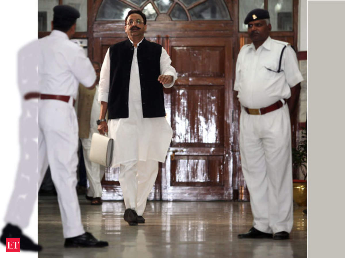 Mukhtar Ansari as part of BSP will create new dimensions in UP polls ...