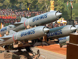 The BrahMos supersonic cruise missile is the product of Russia's Machine-Building Research and Development Consortium and India's Defense Research and Development Organization, which set up BrahMos Aerospace joint venture in 1998.