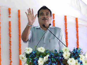 """Government is working hard to bring down the huge logistics costs in the country and the project is part of that initiative,"" said Shipping Minister Nitin Gadkari."