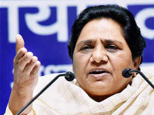 Mayawati said her party is also in favour of extending quota benefits to the poor.