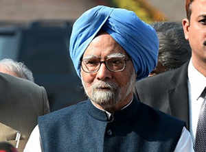 Indian economy is not in good shape: Manmohan Singh