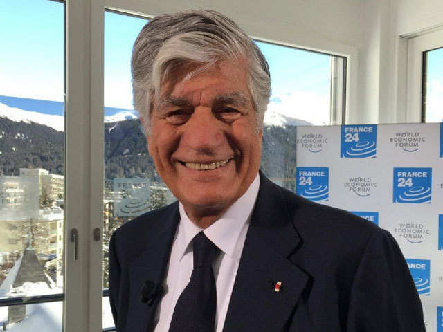 Why Sir Martin Sorrel compares Publicis Groupe CEO Maurice Levy's exit to the 'French Revolution'