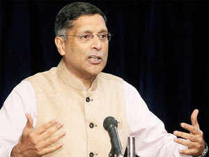 Chief Economic Advisor Arvind Subramanian said the positive from demonetisation was the increase in digital payment transactions and called for measures to maximize the benefits.