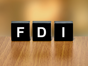 """FDI reform measures were implemented, allowing India to become one of the world's largest recipients of foreign direct investment ... India's FDI has risen sharply over time,"" the document, which was tabled in Parliament today, said."