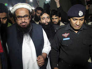 """This is a policy decision that the state took in national interest. The decision to place Hafiz Saeed under house arrest was taken collectively by all state institutions,"" said Maj Gen Asif Ghafoor, Director General of Inter-Services Public Relations, the army's media arm."