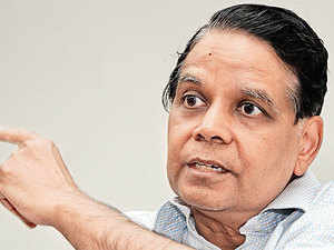 """""""Niti Aayog had recommended privatisation of 17 PSUs. The ball is in Finance Ministry's court...I am expecting that the first sale will happen in the first quarter of the next fiscal year."""""""