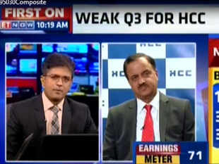 In an exclusive interview to ET Now, Praveen Sood, Group CFO, HCC, said the company is in advance stages of restructuring Lavasa debt.