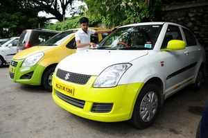 The cab aggregators, however, continued to provide ride-sharing services for the public in the City.