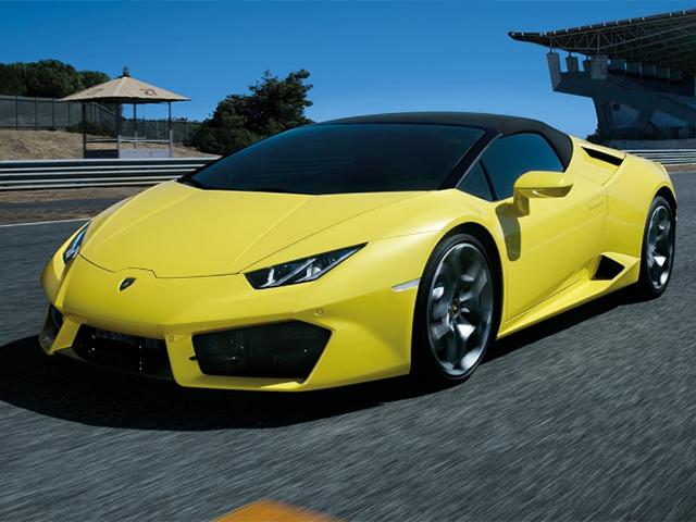 Lamborghini Huracan Rwd Spyder Here Is Why Mulayam Singh Yadav S