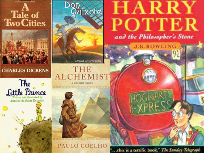 Harry Potter Book Lengths : From a tale of two cities to harry potter check out these
