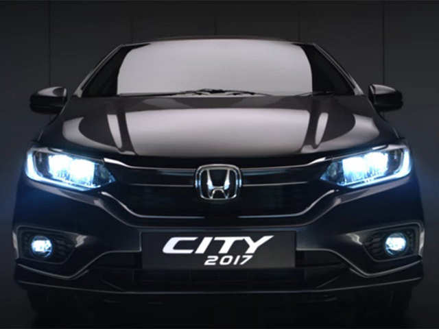 Honda New Cars In India