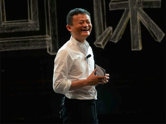 Jack Ma Jack Ma S 30 30 30 Advice For The Future The Economic Times