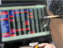 The Nifty50 futures on the Singapore Stock Exchange were trading 11 points higher at 8,805, indicating a flat to negative opening for the domestic market.