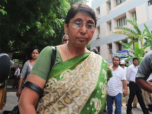 Kodnani, who is serving 28 years in jail in the Naroda Patiya massacre case and is currently out on bail, was scheduled to record the statements along with others before the special SIT judge P B Desai today.