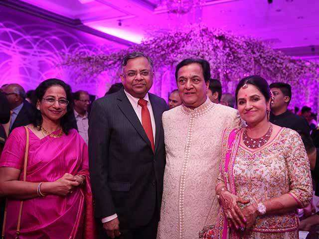 Yes Bank: Yes Bank founder Rana Kapoor's daughter gets married, B