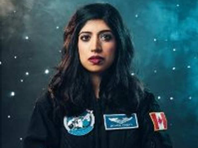 Shawna Pandya to become the third Indian-origin woman to fly in space