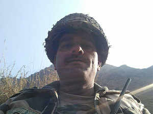 Advocate Manish Tewari, appearing for the jawan's wife, submitted that the soldier whereabouts are not known for last few days, so the court should look into the issue.