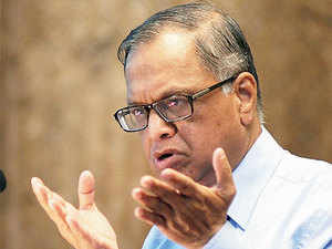 """Infosys founder NR Narayana Murthy had earlier bemoaned what he described as a """"concerning drop"""" in corporate governance at the company."""