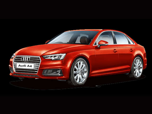 Audi Launches Diesel Variant Of A4 Sedan Priced At Rs 40 Lakh The