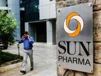Sun Pharma was trading 3 per cent lower at Rs 631. It hit a low of Rs 625.60 and a high of Rs 654 in the first 30-minutes of trade.