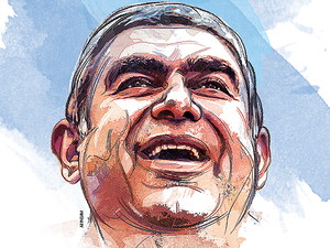 Sikka, the first non-founder CEO, is an unconventional Infoscian. An Infosys CEO like none of the four before and that's why he will always attract scrutiny.
