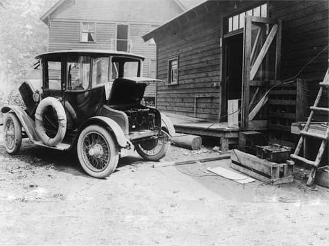 A Brief History Of Electric Cars Success Into The 1920s Economic Times